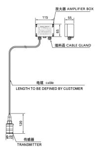 Capacitive Pressure Transmitter for Level Measurement pictures & photos