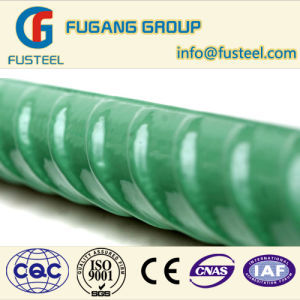 Fusion Bonded Epoxy Coated Deformed Steel Bar