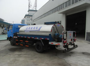 8 Ton Bitumen Sprayer Truck (CLW5318) pictures & photos