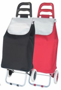 Foldable Shopping Trolley Bag for Promotion (SP-540) pictures & photos