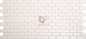 Glazed Beige Color Ceramic Mosaic Tile (CST119) pictures & photos