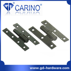 Stainless Steel (IRON) Pivot Door Hinge Flush Door Hinge (HY831) pictures & photos