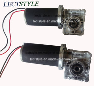 63zy 12V 60rpm 250W DC Worm Gear Motor with Gearbox pictures & photos