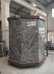 New Design of Sandwave Granite Columbarium for Sale pictures & photos