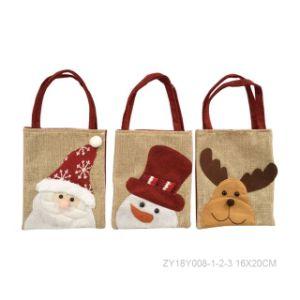 Christmas Home Decoration Advertisement Bag pictures & photos