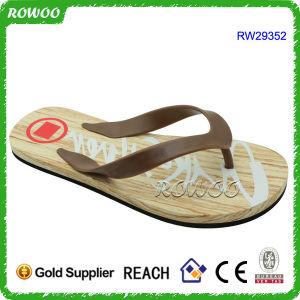 New Design EVA Beach Summer Men Flip Flopr Slipper (RW29352)