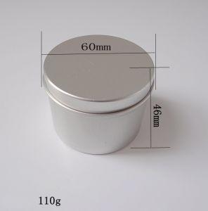 110g Aluminum Jar Tin Cans pictures & photos