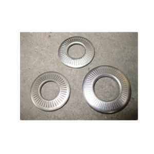 High Quality Zinc Plated Metal Conical Spring Washer pictures & photos