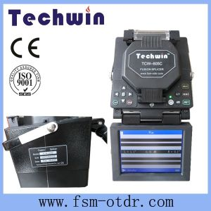 Techwin Fiber Fusion Splicer with Cleaver (TCW-605C) pictures & photos
