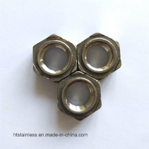 Ss316 DIN929 Hexagon Weled Nut pictures & photos