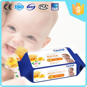 Biodegradable Non-Woven Baby Wet Wipes pictures & photos