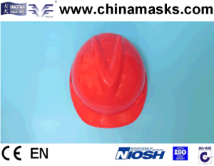 Safety CE Industrial Helmet with ABS/PE Material pictures & photos