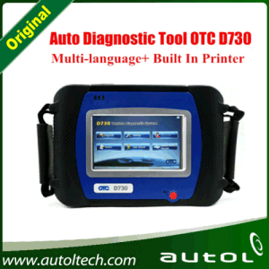 Original OTC D730 Automotive Diagnostic Systems for Asian, Australian, European, American and Chinese Cars Update Online with Printer pictures & photos