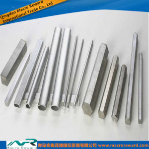 DIN Stainless Steel Bars Rods in Multi Shapes pictures & photos