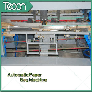 High Speed Energy Conservation Paper Bag Bottomer Machine pictures & photos