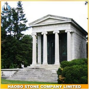 Granite Cheap Family Mausoleum pictures & photos