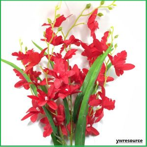 Silk Artificial Flowers Fake Flowers for Home Wedding Decoration Wholesalers pictures & photos