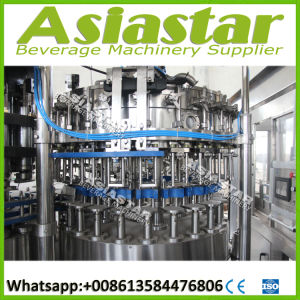 2017 New Automatic Glass Bottle Beer Filling Packing Equipment pictures & photos