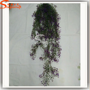 Hot Sale Decoration Artificial Grass IVY pictures & photos