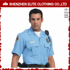 Us Police Short Sleeve White Security Uniforms (ELTHVJ-279) pictures & photos