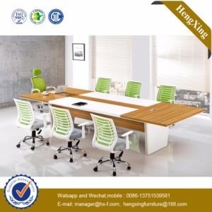 China Manufacturer Computer Desk Wooden Executive Office Table (HX-GD012) pictures & photos