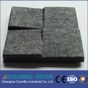 Interior Fireproof Polyester Fiber Decorative Wall Panels pictures & photos