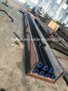 Hot Selling Carbon Steel ASTM A335 P5 Stud Pipe for Oil Refining and Petrochemical Tubular Furnace pictures & photos