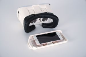 Blue White and Black Color 3D Vr Box pictures & photos