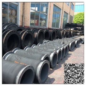 High Quality Water/Oil/Mud/Sand Rubber Dredging Discharge Hose