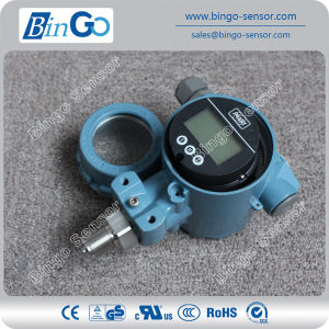 Hart Protocol M12*1 Stainless Steel Pressure Transmitter Indicator with LCD Display pictures & photos