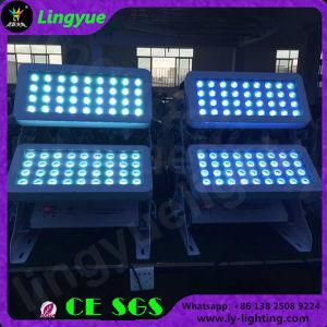 72X12W RGBW Outdoor DJ City Clor LED Color Change Light pictures & photos