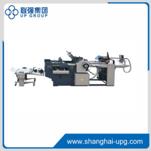Zyhd490 Combination Folding Machine with Electrical Machine pictures & photos