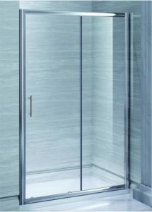 Bathroom MID-Range 6mm Sliding Door Shower Enclosure (MR-SL140) pictures & photos