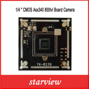 "1/4 "" CMOS Asx340 800tvl Board Camera pictures & photos"