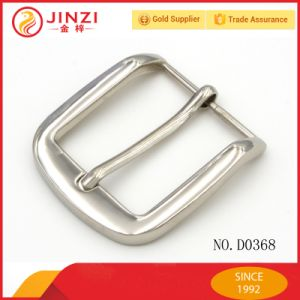 High Quality Metal Big Pin Buckles Roller Buckles Belt Buckle pictures & photos
