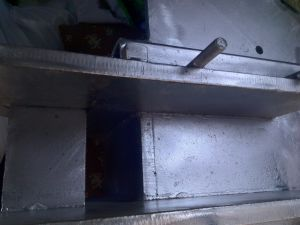 Welding and Hot-DIP Galvanizing, Steel Welding