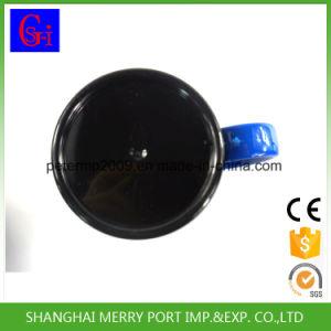 12oz Black Color Cartoon Plastic Cup Mug for Kids pictures & photos