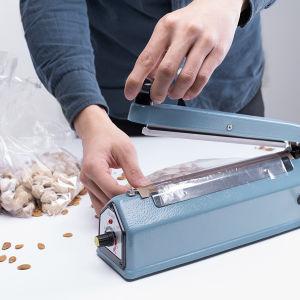 [Sinfoo] Manual Sealing Machine Plastic Bag Heating Sealer (SF-200-2) pictures & photos
