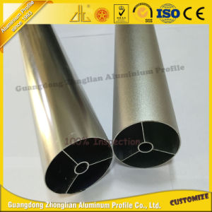 China Manufacturer Hollow Section Anodized Aluminum Bar/Tube pictures & photos