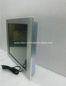 15 Inch Embedded Mount LCD Monitor with VGA/DVI Input pictures & photos