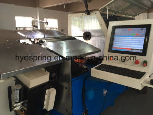 Automatic Wire Forming Machine with Ten Axis Spring Machine pictures & photos