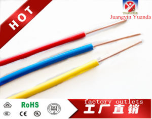 Vechile Low Voltage XLPE Wire for Battery pictures & photos
