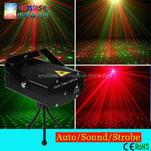Mini Christmas Laser Light Multifunction Disco Stage Light Twinkling Star Effect Factory Wholesale pictures & photos