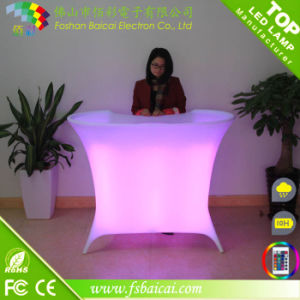 Durable Glowing Rotational Molding LED Pull up Bar pictures & photos