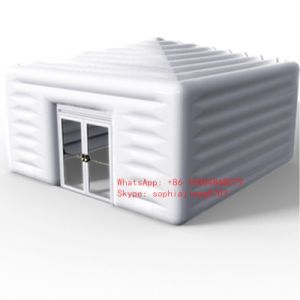 Outdoor Customized Camping Inflatable Cube Tent for Sports Event pictures & photos