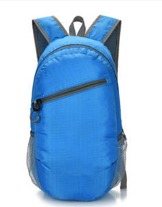 Promotion Waterproof Foldable Travel Sport Duffle Backpack Bag pictures & photos