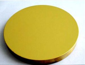 Copper Mirrors D 50mm with Gold Coating for CO2 Lasers pictures & photos