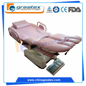 Ce ISO Approved Convenient Electric Ldr Bed Luxury Delivery Bed (GT-OG803B) pictures & photos