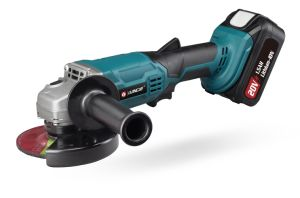 18V 4.0ah Cordless Angle Grinder Lithium Power Tool pictures & photos