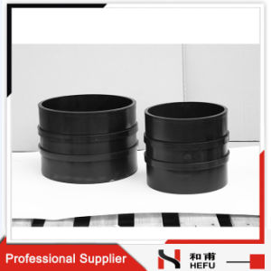 Cheap Plastic Coupling HDPE Black Floor Water Pipe Flange pictures & photos